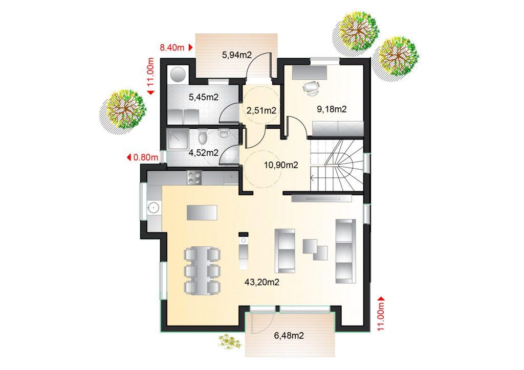 House Diona